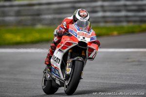"""MotoGP Austria, Qualifiche: Lorenzo, """"Sarà una gara dura"""""""