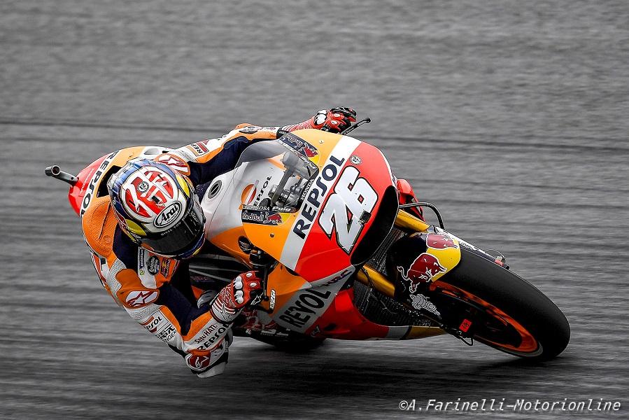 """MotoGP Austria, Qualifiche: Pedrosa, """"Non avevo abbastanza pneumatici nuovi per fare il tempo"""""""