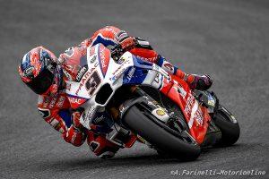 """MotoGP Austria Qualifiche: Petrucci, """"Qua è il festival delle stranezze"""""""