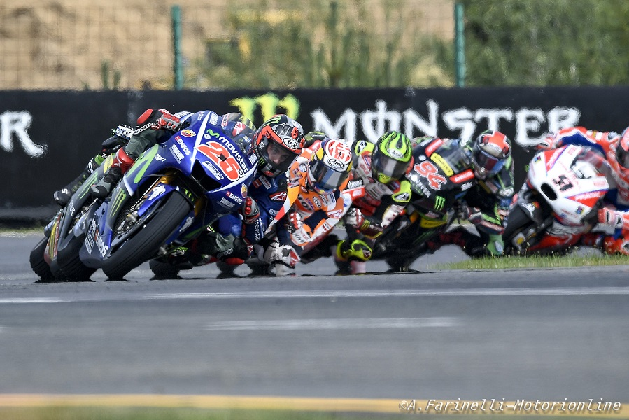 MotoGP Austria: Safety Commission, rivisti i limiti di velocità in corsia Box