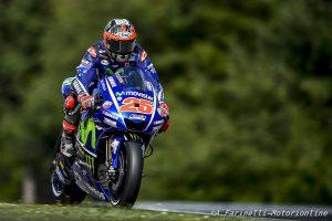 MotoGP Test Brno, Mattina: Il giro più veloce è di Vinales, tante le novità in pista
