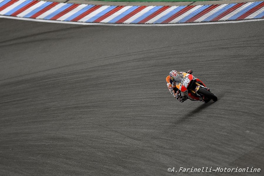 """MotoGP Test Brno: Pedrosa, """"Abbiamo fatto alcuni passi avanti"""""""