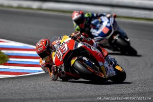 """MotoGP Brno, Gara: Marquez, """"Non era strategia, ho fatto tutto bene ma ho sbagliato in griglia"""""""