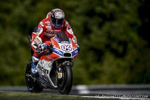 """MotoGP Brno, Gara: Dovizioso, """"Quando ci si gioca un mondiale non si dovrebbero fare certi errori"""""""