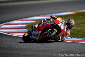 """MotoGP Brno: Pedrosa, """"Marc ha montato la gomma da bagnato morbida già sapendo che avrebbe cambiato subito"""""""