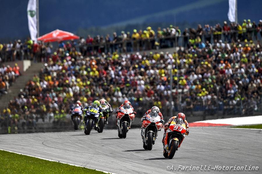 Moto GP, Marquez: