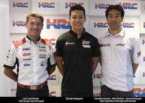 MotoGP: Ufficiale, Nakagami il prossimo anno sarà in classe regina con LCR
