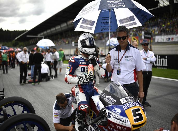 Gp Austria: Mir subito davanti in prime libere Moto3