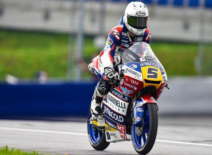 """Moto3 Austria Qualifiche: Fenati, """"Ci vuole più correttezza"""""""