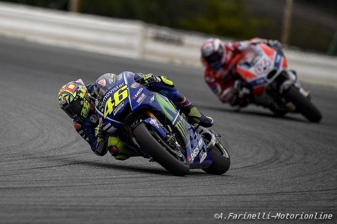 """MotoGP Austria: Valentino Rossi, """"Spielberg pista difficile, ma il campionato è ancora aperto"""""""