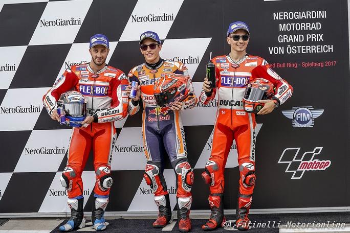 MotoGP Austria: Sunday Guide, statistiche pre-evento