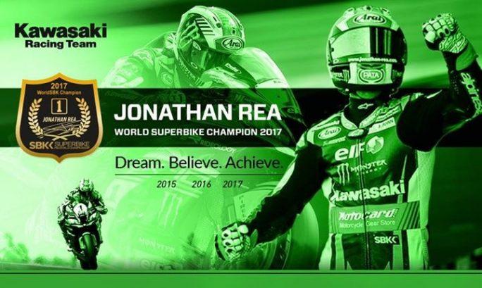 SBK, Pirelli French Round, Gara1:  tre volte Jonathan Rea