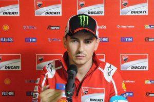 """MotoGP Misano, Gara: Lorenzo, """"E' una lezione che mi servirà per il prossimo anno"""""""