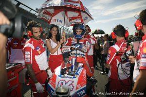 """MotoGP Misano, Preview: Dovizioso, """"Pista non troppo favorevole alla Ducati, ma cercheremo il miglior risultato"""""""