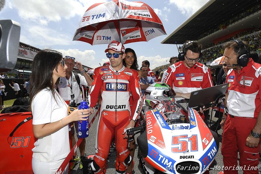 """MotoGP Misano, Preview: Pirro, """"Abbiamo un grande potenziale e dobbiamo sfruttarlo al massimo"""""""