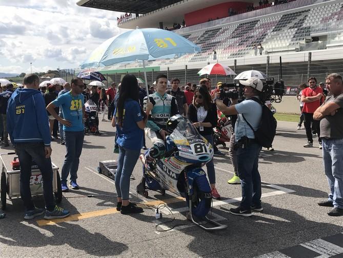 CIV: Nepa ancora primo in Moto3, Spinelli conquista la testa della classifica