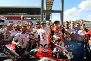CIV: Michele Pirro Campione Italiano Superbike