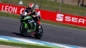 SBK, Pirelli French Round, FP2: Jonathan Rea ancora al comando