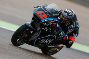 Moto2 Aragon QP: qualifiche difficili per lo Sky Racing Team VR46