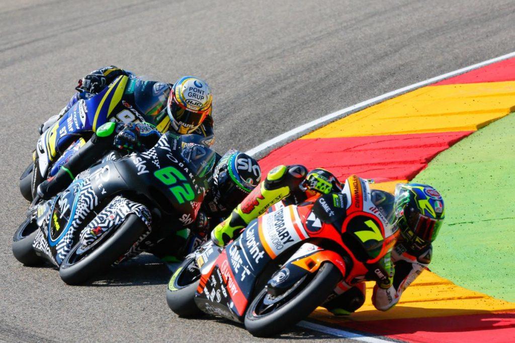 """Moto2 Aragon Gara: Baldassarri, """"Il risultato non rappresenta il nostro potenziale"""""""