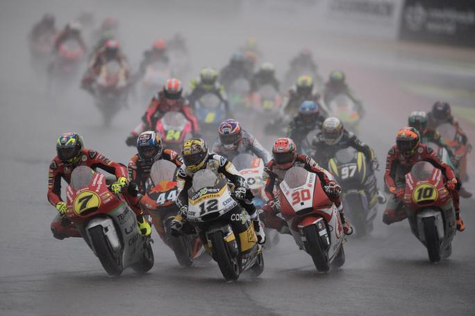 """Moto2 Gara Misano: Marini, """"Avrei potuto lottare per il podio"""""""