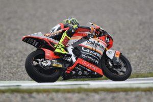 Moto2 Misano Warm Up: Baldassarri il più veloce con le rain
