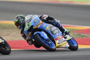 """Moto3 Aragon Test: Bastianini, """"Giornata molto produttiva"""""""