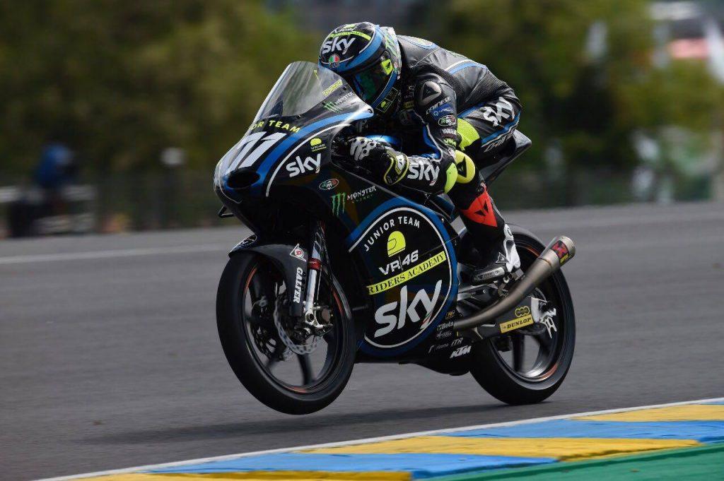 Moto3: Dennis Foggia correrà ad Aragon come WildCard