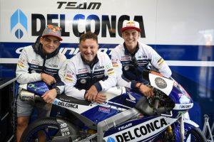 Moto3: Del Conca Gresini Racing conferma Di Giannantonio e Martin