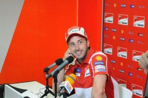 """MotoGP Misano, Press Conference: Dovizioso, """"Arrivare qui come leader del mondiale è un qualcosa di speciale"""""""