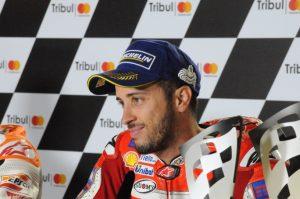 """MotoGP Misano Gara: Dovizioso, """"Oggi non ero a posto, la differenza la faranno i dettagli"""""""