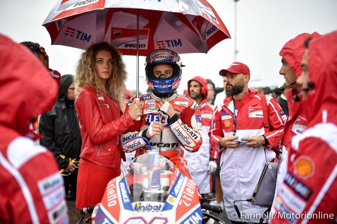 "MotoGP Aragon Preview Dovizioso ""Punto al podio"""