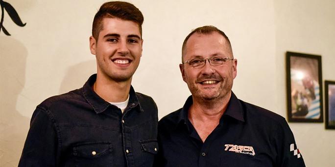 Moto2 Misano: Federico Fuligni con Tasca Racing nel 2018