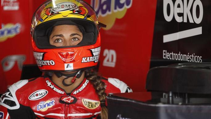 """Maria Herrera: """"Nonostante tutto sogno la MotoGP"""""""