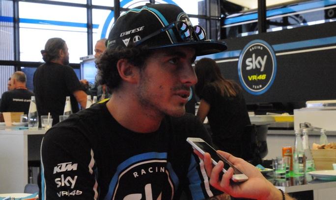 """Moto2: Intervista esclusiva a Francesco Bagnaia, """"La VR46 sta facendo un grande lavoro"""""""