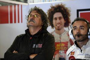 """Misano: Paolo Simoncelli, """"Venendo qui per il mondiale ho capito che mi manca ancora il mio bimbo"""""""