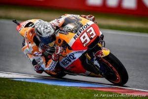 MotoGP Misano, Gara: Marquez batte uno straordinario Petrucci, Dovizioso sul podio