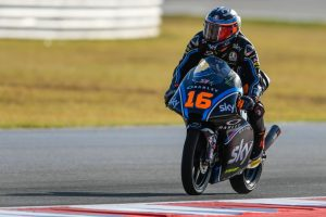 """Moto3 Aragon Gara: Migno, """"Ho dato il massimo"""""""