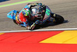 Moto2 Aragon Gara: Ottava sinfonia di Morbidelli, Pasini ottimo secondo