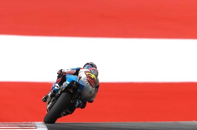 Moto2 Misano, FP1: Miglior tempo e paura per Marquez