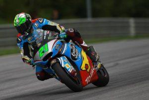 Moto2 Misano, FP3: Morbidelli detta legge, bene Corsi 4°