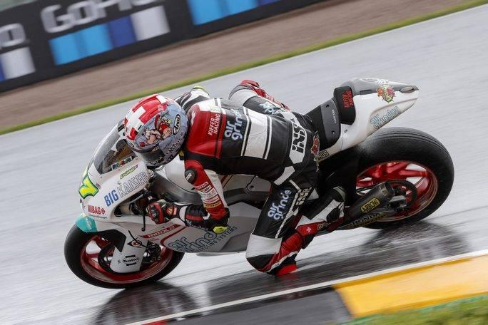 Moto2, brillano Pasini e Morbidelli