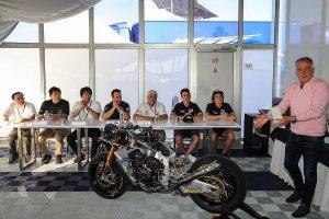 "Moto2: NTS, sfida ""mondiale"""