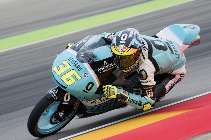 Moto3 Aragon Gara: Ottava meraviglia di Mir, beffati Di Giannantonio e Bastianini