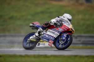 Moto3 Misano, Gara: Domina Fenati, Di Giannantonio sul podio