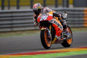 """MotoGP Aragon Day 1: Pedrosa, """"Sono contento di questa giornata"""""""