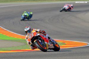 """MotoGP Aragon Qualifiche: Marquez, """"Non sono felice, è stato un mio errore"""""""