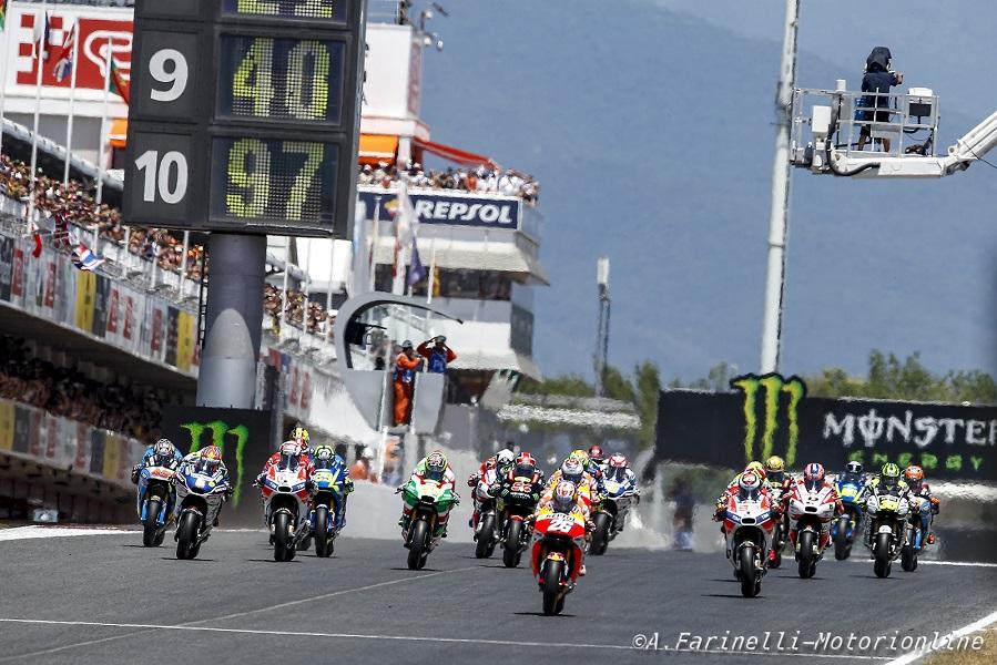 MotoGP: Il circuito di Barcellona tornerà al vecchio layout nel 2018