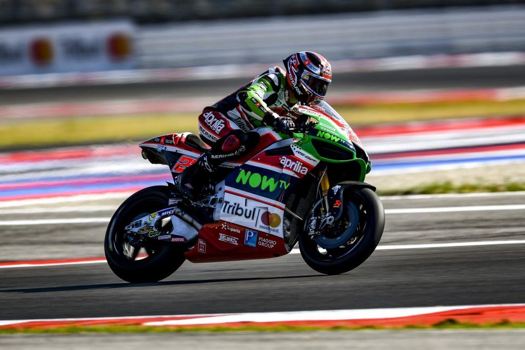 """MotoGP Misano Qualifiche: A.Espargarò, """"Fiducioso per la gara"""""""