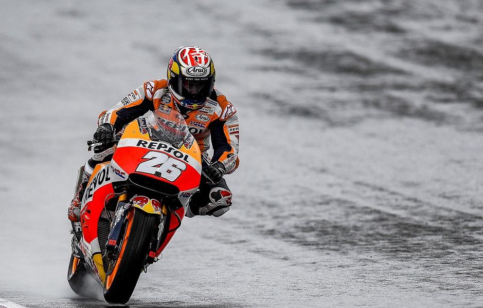 """MotoGP Misano, Gara: Pedrosa, """"Non sono riuscito a mandare in temperatura le gomme"""""""
